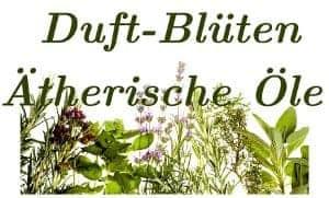 Duftblüten, Ätherische Öle